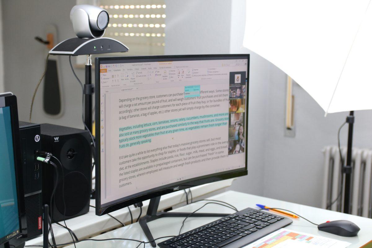 Invirtiendo En Tecnologia Para Hacer Realidad Corazon De Maria Online Colegio Corazon De Maria Palencia